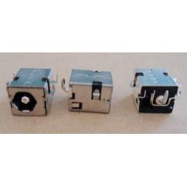 Conector DC-JACK PJ033 con pincho de 2.50mm