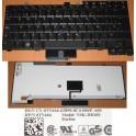 Teclado NUEVO español para DELL Latitude E6400 E65